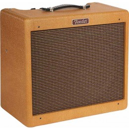 Fender Blues Junior Lacquered Tweed Jensen C12N Angle