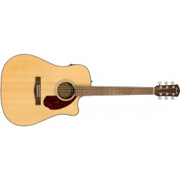 Fender CD-140SCE Natural Electro Acoustic Guitar