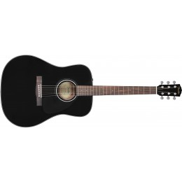 Fender-CD-60-V3-Black-Front