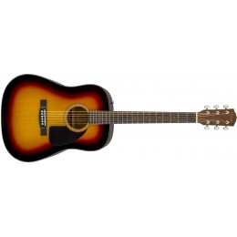 Fender CD-60 V3 Sunburst Front
