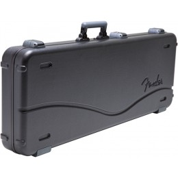Fender Deluxe Molded Case for Jazzmaster / Jaguar Guitars Bottom