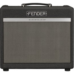 Fender Bassbreaker 15 Combo Limited Edition Midnight Oil Greenback Front