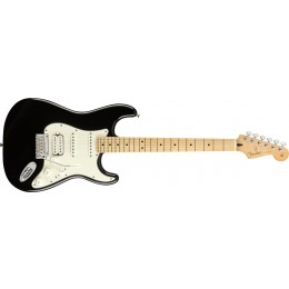 Fender-Player-Stratocaster-HSS-Black-Maple-Front