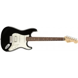 Fender-Player-Stratocaster-HSS-Black-Pau-Ferro-Front