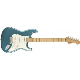 Fender-Player-Stratocaster-Maple-Fingerboard-Tidepool-Front