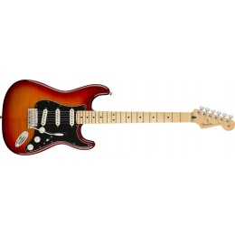 Fender-Player-Stratocaster-Plus-Top-Maple-Fingerboard-Aged-Cherry-Burst-Front