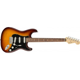Fender-Player-Stratocaster-Plus-Top-Pau-Ferro-Fingerboard-Tobacco-Sunburst-Front