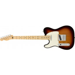 Fender-Player-Telecaster-Left-Handed-3-Colour-Sunburst-Maple-Front