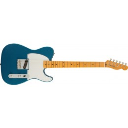 Fender 70th Anniversary Esquire Lake Placid Blue Front