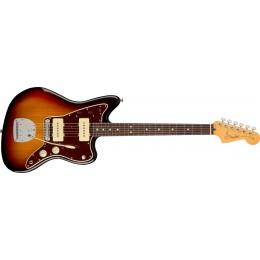 Fender American Professional II Jazzmaster 3-Colour Sunburst Rosewood Front