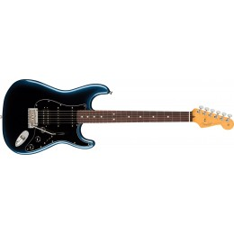 Fender American Professional II Stratocaster HSS Dark Night Rosewood Front