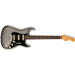 Fender American Professional II Stratocaster HSS Mercury Front