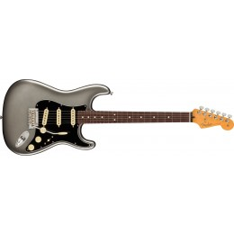 Fender American Professional II Stratocaster Mercury Rosewood Front