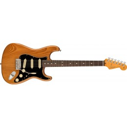 Fender American Professional II Stratocaster Roasted Pine Rosewood Front
