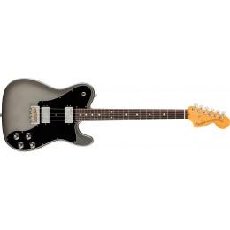 Fender American Professional II Telecaster Deluxe Mercury Rosewood Front