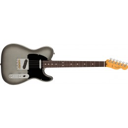Fender American Professional II Telecaster Mercury Rosewood Front