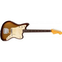 Fender American Ultra Jazzmaster Mocha Burst Rosewood Front