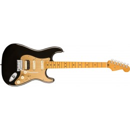 Fender American Ultra Stratocaster HSS Texas Tea Maple Front