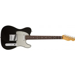 Fender American Ultra Telecaster Texas Tea Rosewood Front