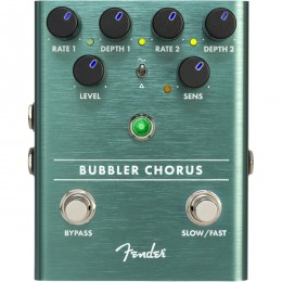 Fender Bubbler Analogue Chorus Vibrato Front