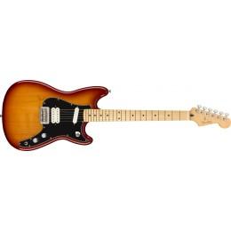 Fender Player Duo-Sonic HS Sienna Sunburst Front