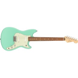 Fender Player Duo-Sonic Seafoam Green Front