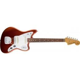 Fender Johnny Marr Jaguar Rosewood Fingerboard Metallic KO Front