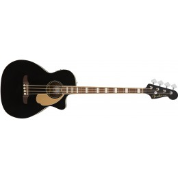Fender Kingman Bass Black Front
