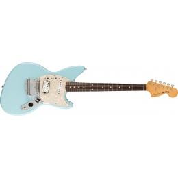 Fender Kurt Cobain Jag-Stang Sonic Blue Front