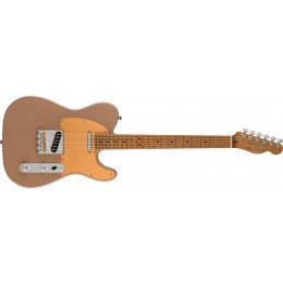 Fender Limited Edition American Professional II Telecaster Shoreline Gold Roasted Maple Front