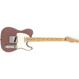 Fender Limited Edition Player Telecaster Burgundy Mist Front
