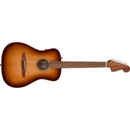 Fender Malibu Classic Aged Cognac Burst Front