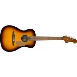 Fender Malibu Player Sunburst Front