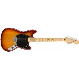 Fender Player Mustang Sienna Sunburst Front