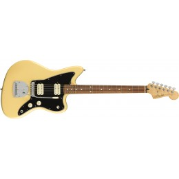 Fender Player Jazzmaster Buttercream Pau Ferro Front