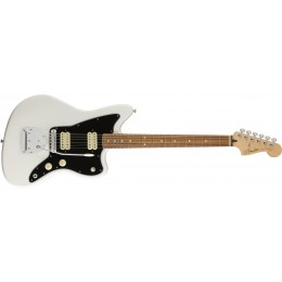 Fender Player Jazzmaster Polar White Pau Ferro Front