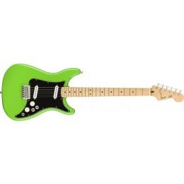 Fender Player Lead II Neon Green Front