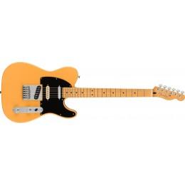 Fender Player Plus Nashville Telecaster Butterscotch Blonde Front