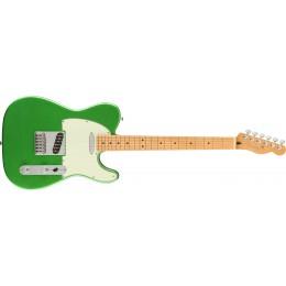 Fender Player Plus Telecaster Cosmic Jade Front