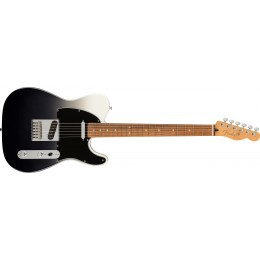 Fender Player Plus Telecaster Silver Smoke Front