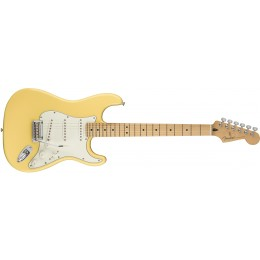 Fender Player Stratocaster Buttercream Maple Front