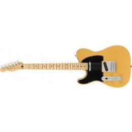 Fender Player Telecaster Left-Handed Butterscotch Blonde Maple Front