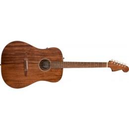 Fender Redondo Special All Mahogany Front