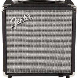 Fender Rumble 15 V3 Black/Silver Bass Amp Combo
