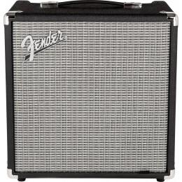 Fender Rumble 25 V3 Black/Silver Bass Amp Combo