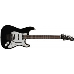 Fender Tom Morello Signature Stratocaster Black Front