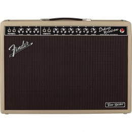 Fender Tonemaster Deluxe Reverb Limited Edition Blonde Front
