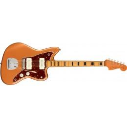 Fender Troy Van Leeuwen Jazzmaster Copper Age Bound Maple Front