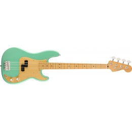 Fender Vintera 50s Precision Bass Sea Foam Green Front
