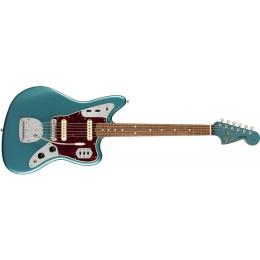 Fender Vintera 60s Jaguar Ocean Turquoise Front